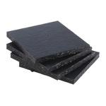 Fabreeka 100mm Anti-Vibration Pad 2311152 8000psi 100 x 100 x 10mm 10mm