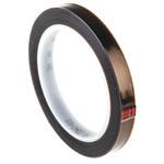 3M 60 Black PTFE Tape 12mm x 33m x 0.10mm