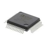 Analog Devices ADUC831BSZ, 8bit 8052 Microcontroller, ADuC8, 16MHz, 4 kB, 62 kB Flash, 52-Pin MQFP