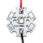 Intelligent Horticultural Solutions IHH-OG01-DEBL-SC221-WIR200. , OSLON Square 1+ PowerStar LED Circular Array, 1 Deep