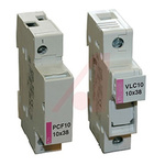 Altech 32A Rail Mount Fuse Holder With Indicator, 3P, 690V ac/dc