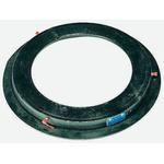 RS PRO Heavy Duty Conveyor Turntable, 500 mm Diameter, 9kN Load Capacity