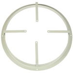 Fan Wall Ring, 200mm OD, For Use With Q / iQ Impellor, 154mm