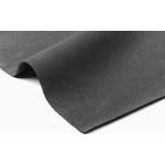 RS PRO Black Rubber Sheet, 1m x 2m x 1.5mm