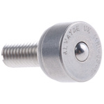 ALWAYSE Stud 4.8mm Stainless Steel Ball Transfer Unit Stainless Steel