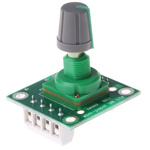 Fan Speed Controller, Infinitely Variable, 10 V dc, 1.1mA
