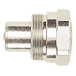 CEJN Steel Hydraulic Quick Connect Coupling, NPT 1/4 Female