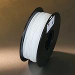 3D Printz 2.85mm White PLA 3D Printer Filament, 1kg