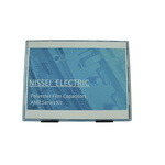 NISSEI, Through Hole Polyester Capacitor Sample Kit 58 pieces