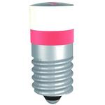 LED Reflector Bulb, E10, Blue, Single Chip, 9.7mm dia.