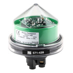 Royce Thompson Electric Lighting Controller Sensor Switch, Filtered Silicon Photodiode, Wall Mount, 220 to 270 V,