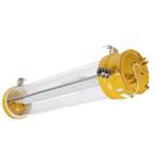 1 x 75 W, Tubular LED Fixture Hazardous Area Light Fitting, 1, 2, 21, 22, LED, Temp T6, 100 → 254 V ac