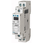 2P Impulse Relay With NO Contacts, 16 A, 230 V ac Coil