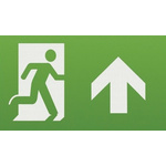 Knightsbridge Emergency Exit Legend for use with EMEXIT Double Sided LED Emergency Exit Sign