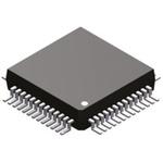 Analog Devices ADUC842BSZ62-5, 8bit 8052 Microcontroller, ADuC8, 16.78MHz, 4 kB, 62 kB Flash, 52-Pin MQFP