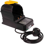 120/230 V Torch Charger for use with Wolflite Rechargeable Handlamp, 110 x 190 x 125 mm, Wall Mounted