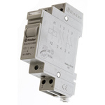 Finder DPST DIN Rail Latching Relay - 16 A, 12V dc