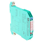 Pepperl + Fuchs 1 Channel Zener Barrier With Analogue Output, 250 V max, 93mA max