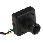 RS PRO Analogue Indoor CCTV Camera, 1080 x 720 Resolution