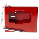 RS PRO Hammer Key Lock Box