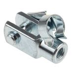 RS PRO Steel M5 x 0.8 Clevis, 26mm x 10mm