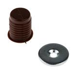 RS PRO Plastic Magnetic Catch