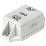 N-Channel MOSFET, 180 A, 200 V, 4-Pin SEMITRANSM1 Semikron SKM180A020