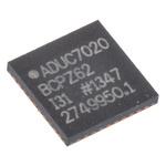 Analog Devices ADUC7020BCPZ62, 16bit ARM7TDMI Microcontroller, ADuC7, 44MHz, 62 kB Flash, 40-Pin LFCSP WQ