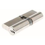 ABUS Brass Euro Cylinder Lock, 45 x 50 mm (61mm)