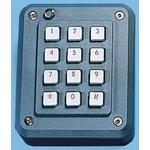 Storm Chromed Zinc Keypad Lock With Audible Tone & LED Indicator