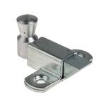 Pinet Steel Door Bolt, 36.5 x 35mm
