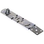 ABUS Steel Hasp & Staple, 195 x 45mm, 12.5mm