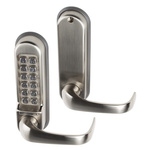 Stainless Steel Mechanical Polished Code Lock