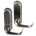 Stainless Steel Mechanical Code Lock