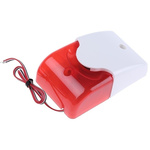ABUS 12V 100dB Security Alarm Sounder & Strobe