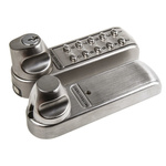 Steel Electronic Brushed Code Lock