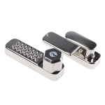 Stainless Steel Mechanical Brushed Code Lock