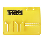 7 Padlock Lockout Station