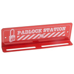 12 Padlock Lockout Station