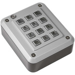 Storm Keypad Lock With Audible Tone Indicator