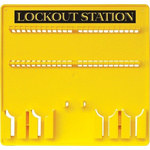 48 Padlock Lockout Station