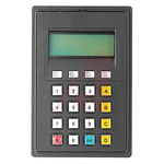 Storm Super High Impact Polymer Keypad Lock With LCD Indicator
