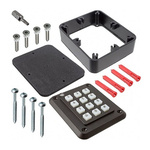 Storm Super Impact Polymer Keypad Lock With Audible Tone & LED Indicator