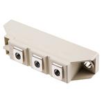 Semikron 1200V 82A, Diode, 3-Pin SEMIPACK1 SKKD 81/12