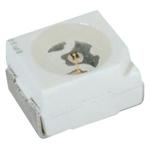 1.9 V Amber LED PLCC 2 SMD, Broadcom HSMA-A100-Q00J1