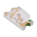 2.1 V Orange LED 3210 (1204) SMD, Bivar SM1204UOC