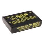 Conductive Conductive B Flute Cardboard ESD Box, 175 x 127 x 38mm