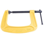 Stanley 100mm x 75mm G Clamp