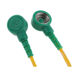 Connecting ESD Grounding Cord 10mm, 2m Straight