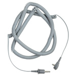 Dual Conductor ESD Grounding Cord 3.6mm, 6m